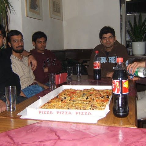 Muslim Frat To Throw Crazy Pizza Party This Weekend