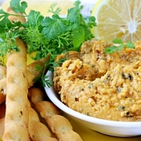 Roasted Garlic Hummus Recipe   Yummly