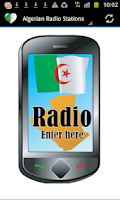 Screenshot of Algeria Radio Stations