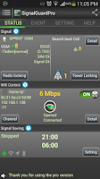 Screenshot of Signal Guard Pro