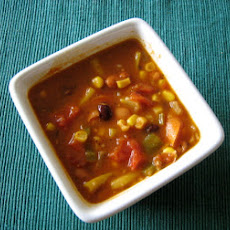Portuguese Red Bean Soup