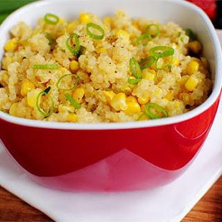 Sweet Corn Vinaigrette Recipes