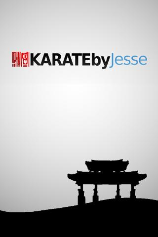 KARATEbyJesse: Free Mobile App
