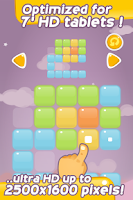 Screenshot of Color Path, Slide Block Puzzle