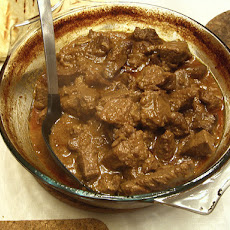 Crock Pot Beef Rogan Josh