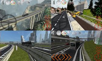 Screenshot of Duty Driver Bus LITE