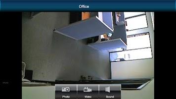 Screenshot of SwannSmart