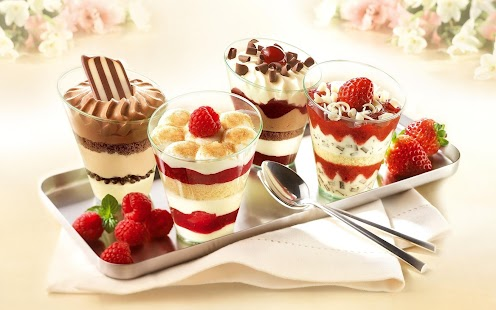 Easy Dessert Recipes - screenshot