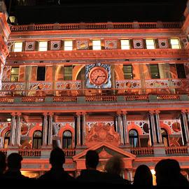 'vivid light festival'. Sydney by Kylie Sutton - Buildings & Architecture Other Exteriors