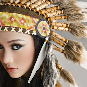 Apache by Abdy Photoworks - People Portraits of Women