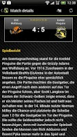 Screenshot of Krefeld Pinguine