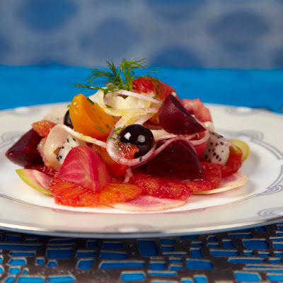 Blood Orange & Beet Salad