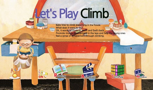 Let's Play Climb - screenshot