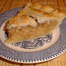 Mock Apple Pie I