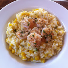 Fresh Corn Risotto