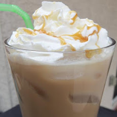 Caramel Iced Coffee at Home