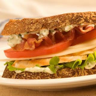 Basil Chicken Sandwich Recipes