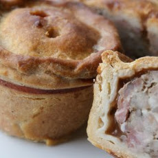 Day 11 – Pork Pies with Cranberry Jelly