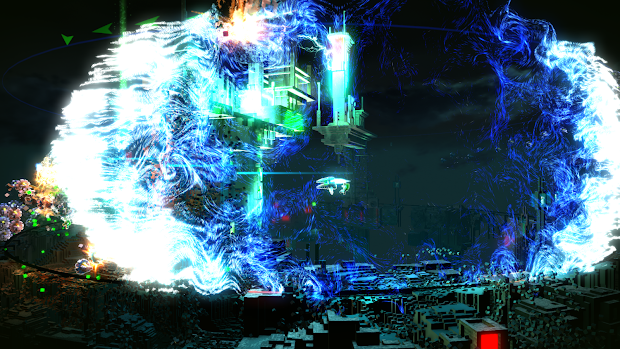 Housemarque plans a long life for PS4 shooter Resogun