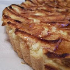 Layered Apple Tart
