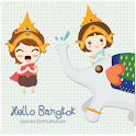 kakaotalk theme hello bangkok icon