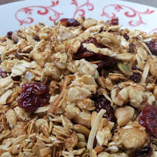 Real Simple Easy Granola