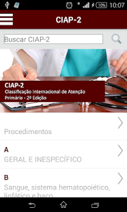 CIAP - screenshot