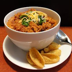 Quick and Easy Chicken Chili