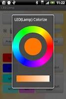 Screenshot of LED(Lamp)