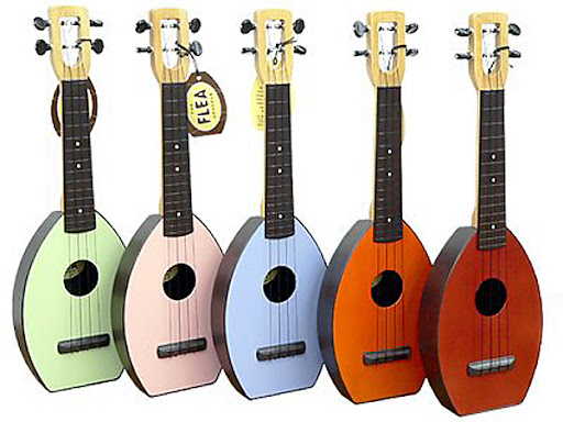 Getting a Ukulele