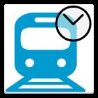 Ist mein Zug pünktlich? icon