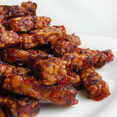 Barbecued Tempeh