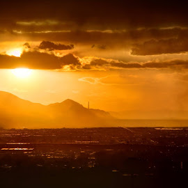 This evening's offering... by Tracy Stephensen - Landscapes Sunsets & Sunrises