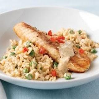 White Rice Tilapia Recipes
