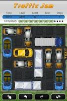 Screenshot of Traffic Jam
