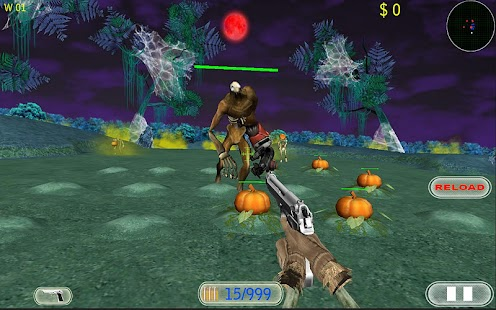 Pumpkin Zombies - screenshot
