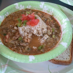 GF gumbo -- this is the only place in town that offers GF gumbo!