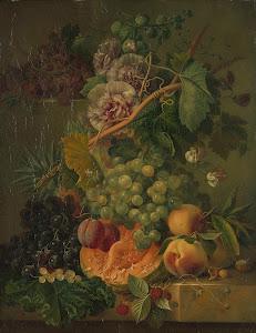 RIJKS: Albertus Jonas Brandt: painting 1817