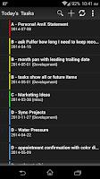 Screenshot of Chaos Tasks