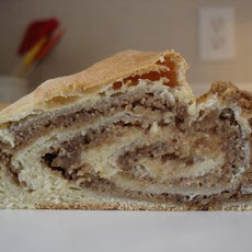Hungarian Kolache  (Nut Roll)
