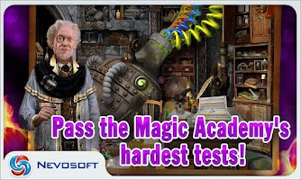 Screenshot of Magic Academy: hidden castle