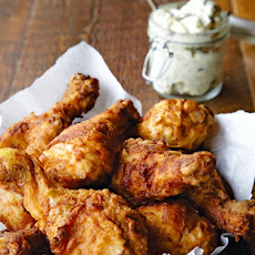 Nashville Hot Fried Chicken