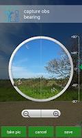Screenshot of African Raptor Observations