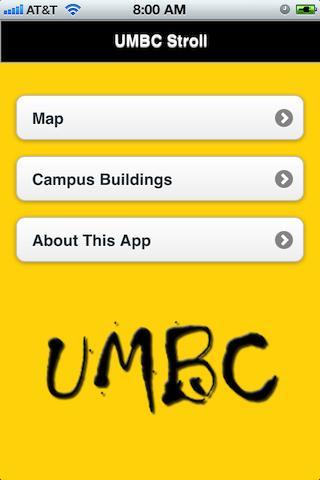 UMBC Stroll