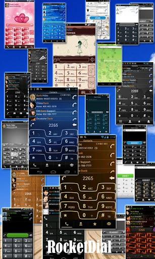 玩免費通訊APP|下載RocketDial Vita Minka Theme app不用錢|硬是要APP