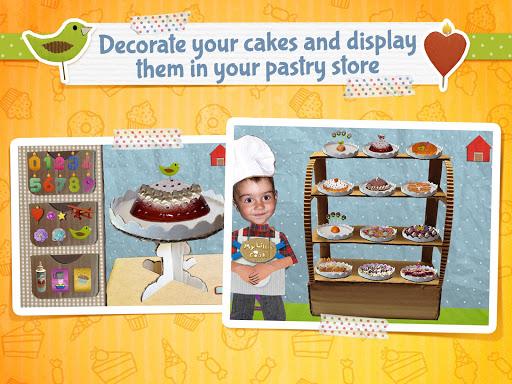 My Little Cook - Cakes - screenshot