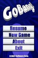 Screenshot of Gobang