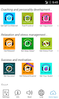 Screenshot of Get Healthy! Hypnosis