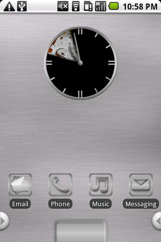 Metal Theme HD