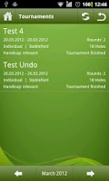 Screenshot of Albatros Mobile Services